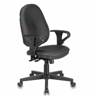 Кресло Бюрократ T-612AXSN/GREY для операторам, цвет серый