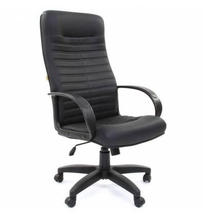 Кресло CHAIRMAN 480 LT для руководителя, цвет черный