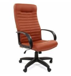 Кресло CHAIRMAN 480 LT для руководителя, цвет коричневый