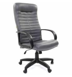 Кресло CHAIRMAN 480 LT для руководителя, цвет серый