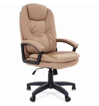 Кресло CHAIRMAN 668 LT для руководителя, цвет бежевый