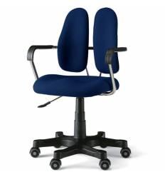 Кресло DUOREST STANDART DR-260 для персонала, ортопедическое, цвет синий