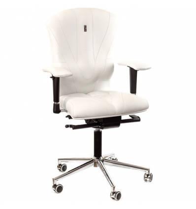 Кресло Kulik-System Victory для оператора, ортопедическое, цвет белый