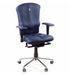 Кресло Kulik-System Victory для оператора, ортопедическое, цвет синий