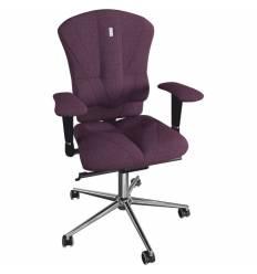 Кресло Kulik System Victory для оператора, ортопедическое, цвет фиолетовый