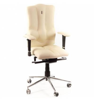 Кресло Kulik-System Elegance для оператора, ортопедическое, цвет бежевый