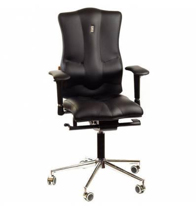Кресло Kulik-System Elegance  для оператора, ортопедическое, цвет черный
