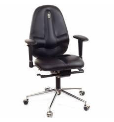 Кресло Kulik System Classic maxi для оператора, ортопедическое, цвет черный
