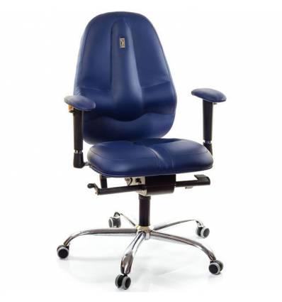 Кресло Kulik System Classic maxi для оператора, ортопедическое, цвет синий