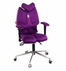 Кресло Kulik System Fly детское 8-14 лет, ортопедическое, цвет фиолетовое