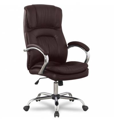 Кресло College BX-3001-1/BROWN для руководителя, цвет коричневый
