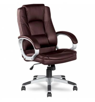 Кресло College BX-3177/Brown для руководителя, цвет коричневый