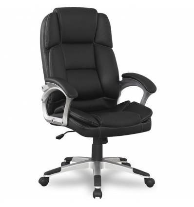 Кресло College BX-3323/Black для руководителя, цвет черный