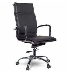 Кресло College CLG-617 LXH-A/Black для руководителя, цвет черный (XH-635)