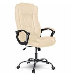 Кресло College XH-2222/Beige для руководителя, цвет бежевый