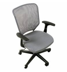 Кресло College H-8828F/Grey для оператора, цвет серый