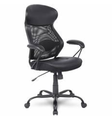 Кресло College HLC-0370/Black для оператора, цвет черный