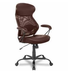 Кресло College HLC-0370/Brown для оператора, цвет коричневый