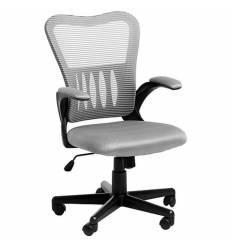 Кресло College HLC-0658F/Grey для оператора, цвет серый