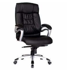 Кресло Good-Kresla George Black для руководителя, цвет черный