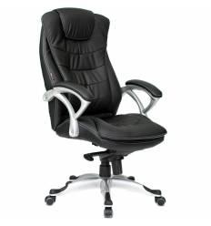 Кресло Good-Kresla Patrick Black для руководителя, цвет черный