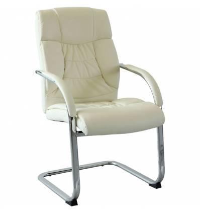 Кресло Good-Kresla George ML Beige для посетителя, цвет бежевый