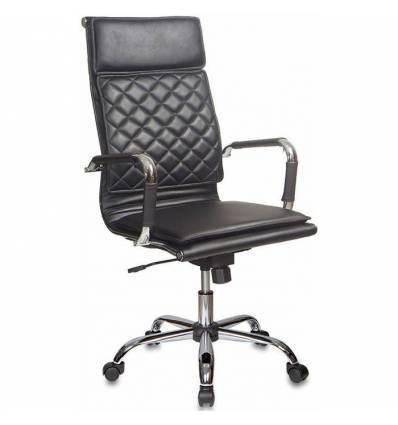 Кресло Бюрократ CH-991/BLACK для руководителя, цвет черный