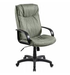 Кресло Бюрократ CH-838AXSN/MF109 для руководителя, зеленый