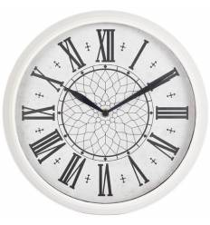 Часы Бюрократ WALLC-R26P настенные аналоговые, цвет белый
