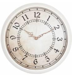 Часы Бюрократ WALLC-R27P настенные аналоговые, цвет белый