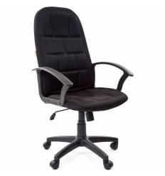 Кресло CHAIRMAN 737/BLACK для руководителя, цвет черный
