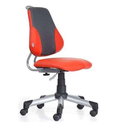 Кресло Libao LB-C01/RED компьютерное, детское, цвет красный