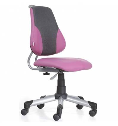 Кресло Libao LB-C01/PINK компьютерное, детское, цвет розовый