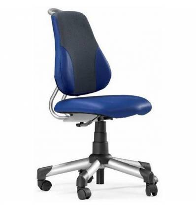 Кресло Libao LB-C01/BLUE компьютерное, детское, цвет синий