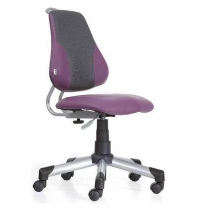Кресло Libao LB-C01/VIOLET компьютерное, детское, цвет фиолетовый
