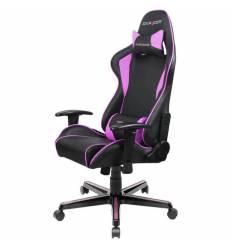 Кресло DXRacer OH/FL08/NP Formula Series, компьютерное, цвет черный/розовый