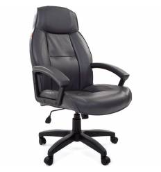 Кресло CHAIRMAN 436LT/GREY для руководителя, цвет серый