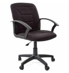 Кресло CHAIRMAN 627/BLACK для оператора, цвет черный