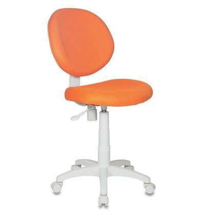 Кресло Бюрократ KD-W6/TW-96-1 детское, цвет оранжевый