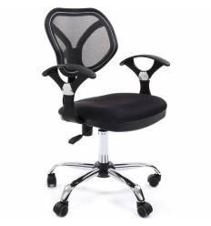 Кресло CHAIRMAN 380/TW11-TW01 для оператора, сетка/ткань, цвет черный