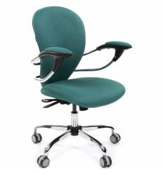 Кресло CHAIRMAN 686/V398-43 для оператора, ткань, цвет зеленый