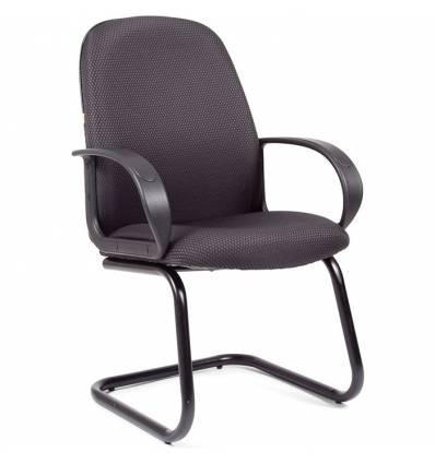 Кресло CHAIRMAN 279V/JP15-1 для посетителя, ткань, цвет серый