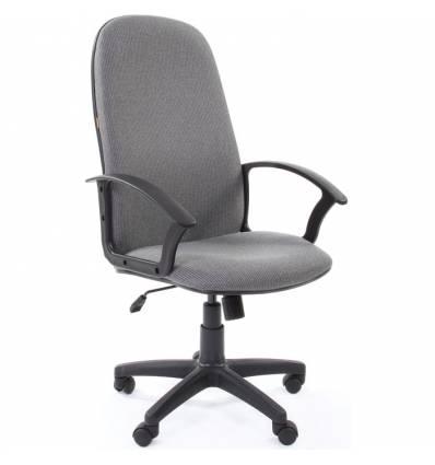 Кресло CHAIRMAN 289 NEW/20-23 для руководителя, ткань, цвет серый