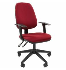 Кресло CHAIRMAN 661/15-11  для оператора, ткань, цвет бордовый