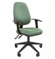 Кресло CHAIRMAN 661/15-158 для оператора, ткань, цвет зеленый