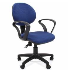 Кресло CHAIRMAN 682/JP15-3 для оператора, ткань, цвет синий