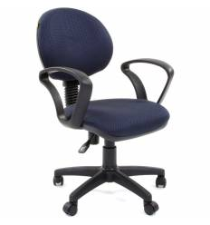 Кресло CHAIRMAN 682/JP15-5 для оператора, ткань, цвет темно-синий