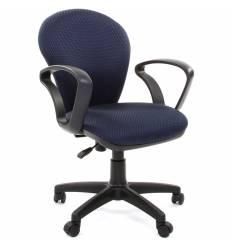 Кресло CHAIRMAN 684/JP15-5 для оператора, ткань, цвет темно-синий