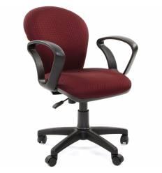Кресло CHAIRMAN 684/JP15-6 для оператора, ткань, цвет бордовый