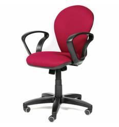 Кресло CHAIRMAN 684/TW-13 для оператора, ткань, цвет бордовый